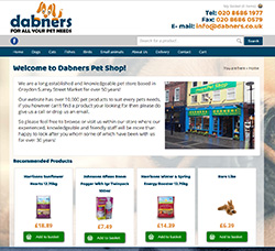 Dabners Pet Shop