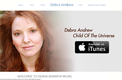 Debra Andrew - Singer and Songwriter
